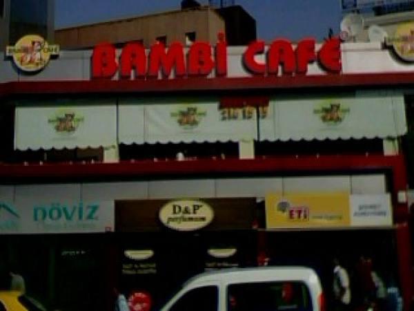 Bambi Cafe K���k �aml�ca