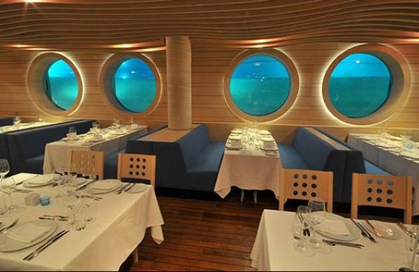Swissotel Grand Efes Aquarium Restaurant